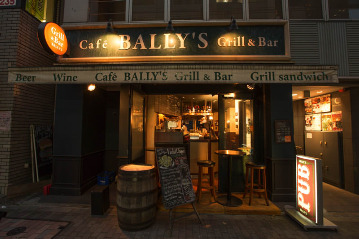BALLY'S Grill&Bar 浜松町