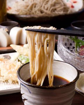 酒彩蕎麦 久