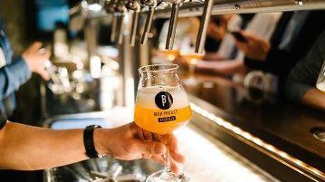 ベルギービール直輸入店 ブラッセルズ ビアプロジェクト新宿
