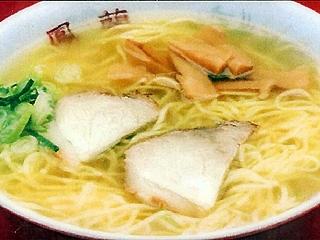 函館塩ラーメン 鳳蘭