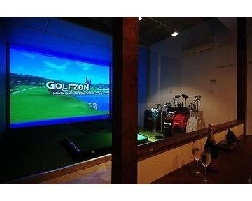 GOLF BAR GOLDES