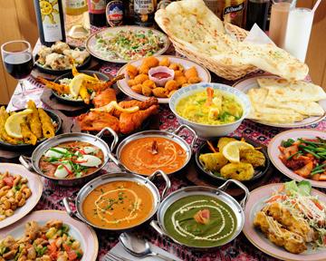 インド・ネパール料理 ガンジス川 金谷東店