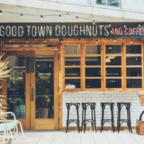 GOOD TOWN DOUGHNUTS image