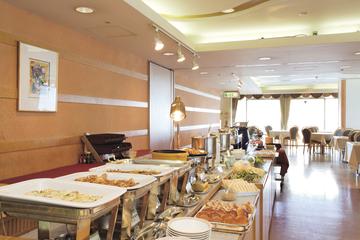 京王プラザホテル多摩 バイキングレストラン 樹林