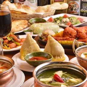 インド・ネパール バル サモサ 初台店