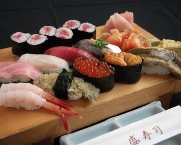 盛 寿司 新所沢店