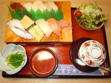寿司・割烹 富士寿し