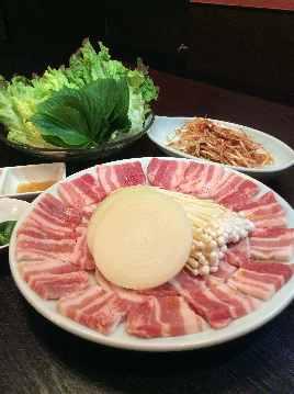 韓国家庭厨房 ムグンファ