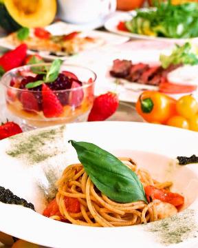 有機野菜とパンケーキ S・EBISU CAFE BAR