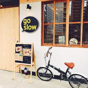 cafe&bar go slow 博多