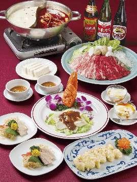 中国料理 溢香園