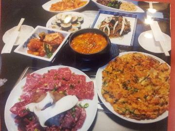 韓国家庭料理 江村 砂町店