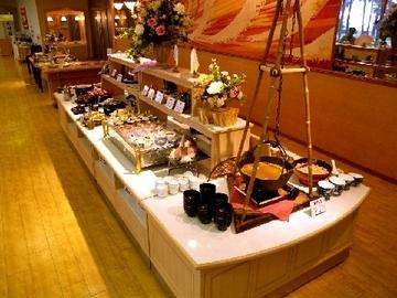 休暇村 大久野島 レストラン