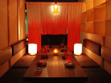 デザイナーズ個室×かくれが居酒屋 GOEMON 金沢店
