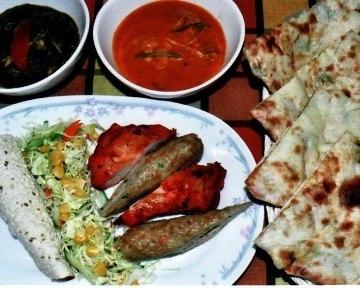 タージインド料理 三次店