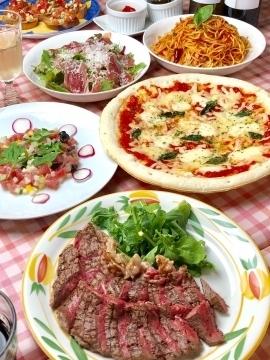 イタリア家庭料理 AZZURRO 〜アズーロ〜