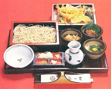 手打蕎麦 日本料理 泉の里
