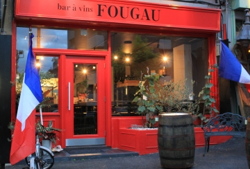 bar a vins FOUGAU
