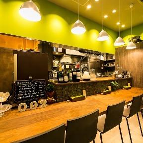 有機野菜とワイン ペントリーノ092 新宿三丁目