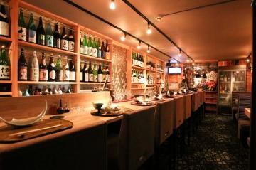 日本酒 焼酎 手抜き料理の店 和酒BAR 途なり。