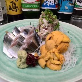八丈島料理 第三新生丸 下北沢