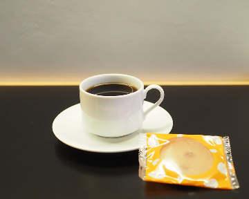 一隆堂 喫茶室