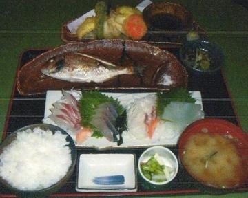 房州魚料理 わかせい