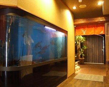 水とり オームタガーデンホテル店