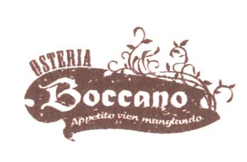 オステリア ボッカーノ