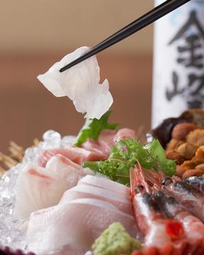 旬魚と創作ダイニング もんきち 代々木店