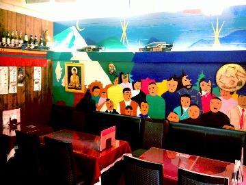 インド ネパール レストラン サティー