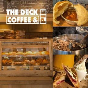THE DECK COFFEE&PIE
