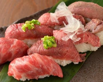 裏難波 千日前 肉寿司