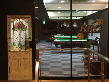 Billiards Cafe&Bar BRO