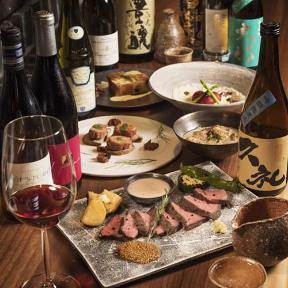 肉料理と日本酒 cuisine Yamaguchi