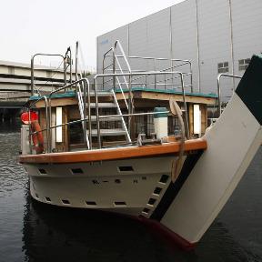 屋形船 池上