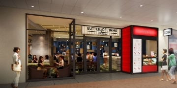 BUTTER & DEL'IMMO CAFE DINING 滋賀竜王