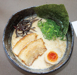 九州らーめん 一骨麺