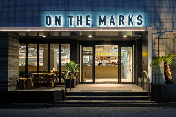 ON THE MARKS(オンザマークス) 川崎