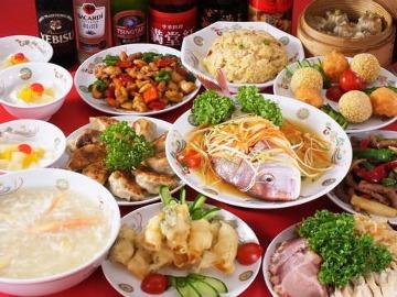 中華料理 満堂紅