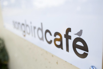 Song bird cafe