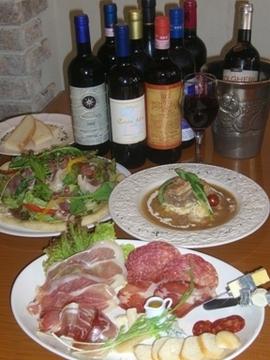 イタリア料理 CASA MIA