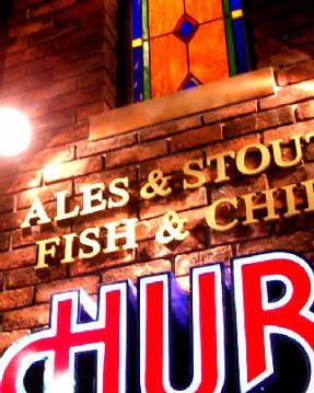 BRITISH PUB HUB 東京ドームシティラクーア店