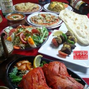 ヒマラヤン ネパール食堂