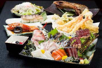 立呑み 魚椿 名古屋柳橋店