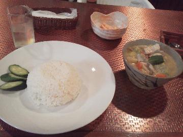 タイ料理 タニャポーン