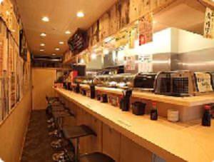 寿司Bar にぎりて image