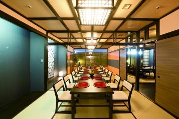 石巻グランドホテル 日本料理 石亭