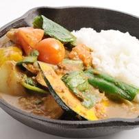 野菜を食べるカレー camp MARK IS 静岡店