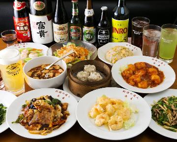 中華料理長春 西大島店